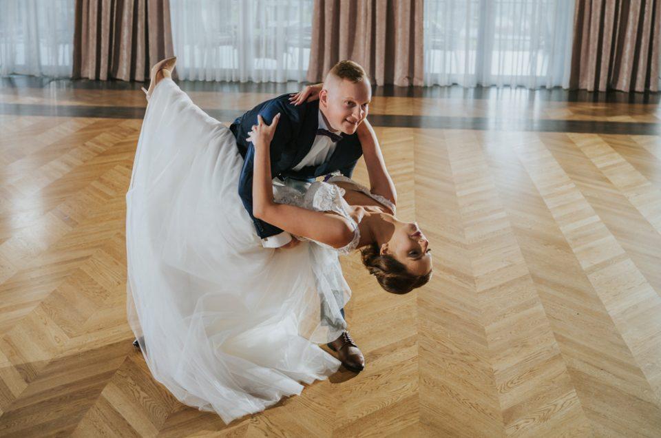 Ewelina i Sebastian | Przepiękny ślub Przysucha