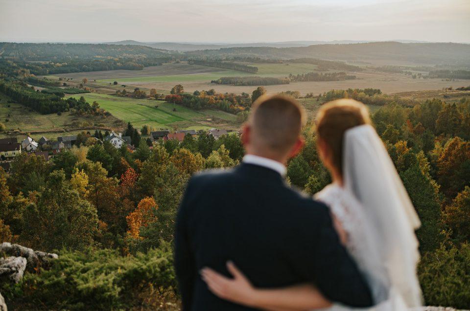Agata i Damian |Sesja ślubna w świętokrzyskim